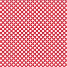 Red with White Polka Dots by William Braddock