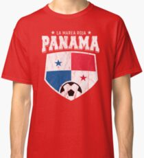 2018 Panama Soccer Team World Football Jersey Cup Classic T-Shirt