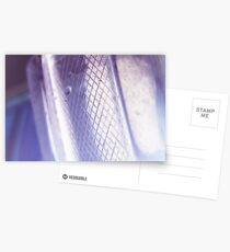 Metal Gear Purple Postcards
