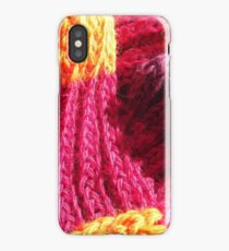 Knit One iPhone Case