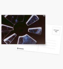 Space Window Postcards