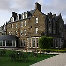 Parknasilla Hotel by Peter Sweeney
