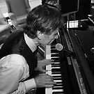 Parknasilla - Piano Man by Peter Sweeney