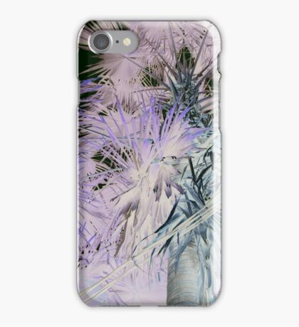 Palm Fireworks iPhone Case/Skin