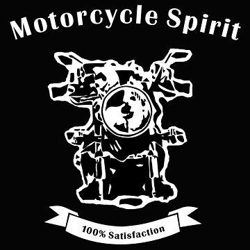Motorcycle spirit by freaks13