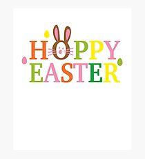Hoppy Easter Photographic Print