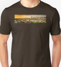 Sunset in Florence - Vintage Unisex T-Shirt