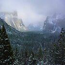 Yosemite Valley by BMV1
