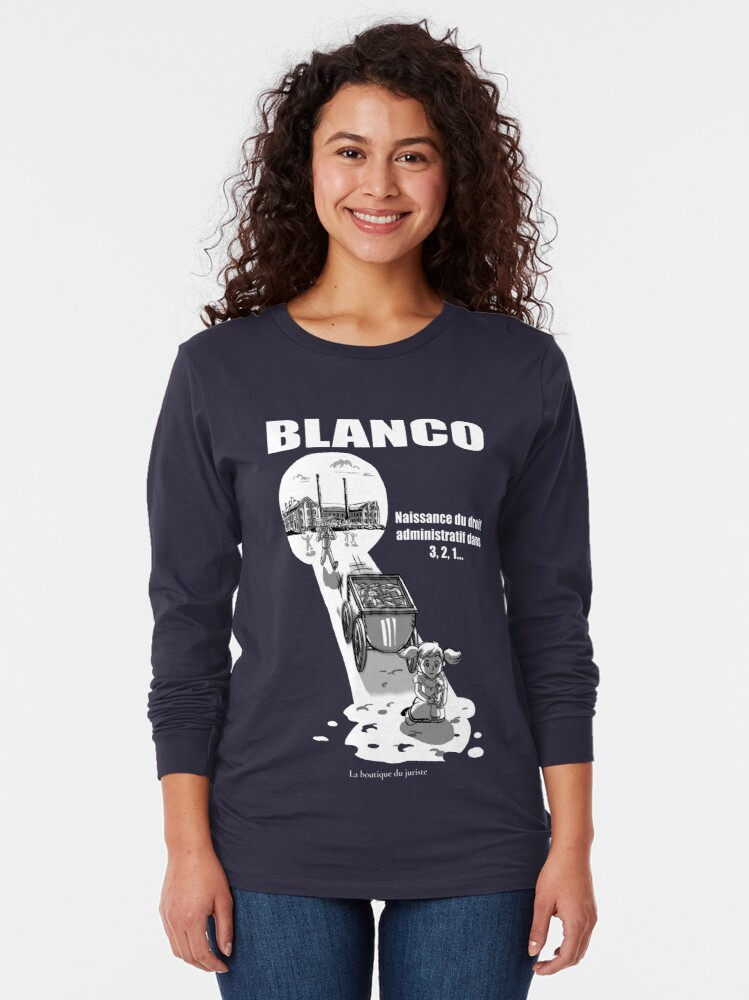 T-shirt manches longues ''Blanco': autre vue