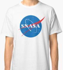 SNASA Logo, geheime NASA - HIMYM Classic T-Shirt