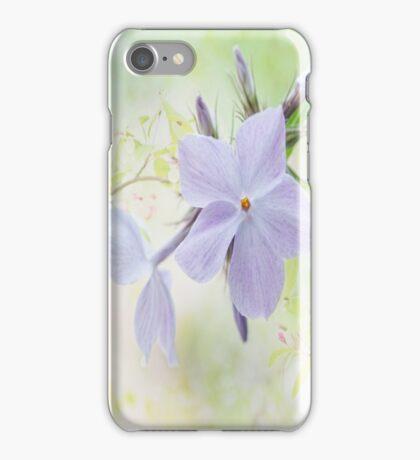 Mrs. Branton's Phlox iPhone Case/Skin