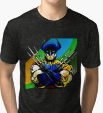 Adamantium Tri-blend T-Shirt