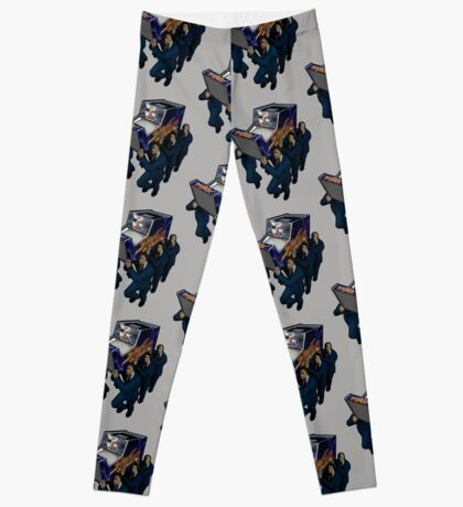 Game Over Ceremony Leggings