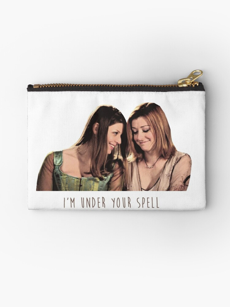 Willow & Tara - I'm Under Your Spell, Buffy the Vampire Slayer, BtVS, 90s, Joss Whedon, Sunnydale, LGBTQ, Gay Pride, Tara Maclay, Willow Rosenberg, Once More With Feeling by Screaming Yonis
