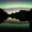 Aurora Cloud over Lake Lilla by tinnieopener