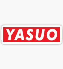 YASUO Sticker