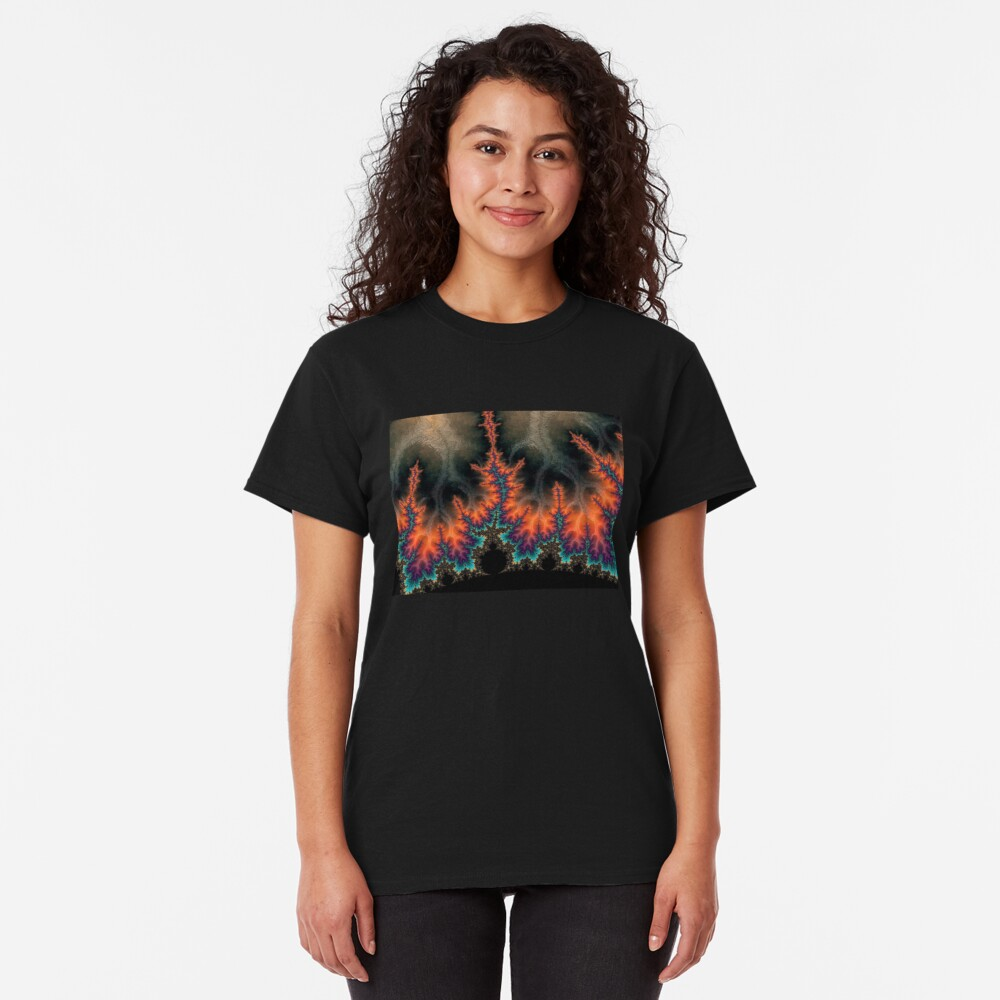 World On Fire Classic T-Shirt