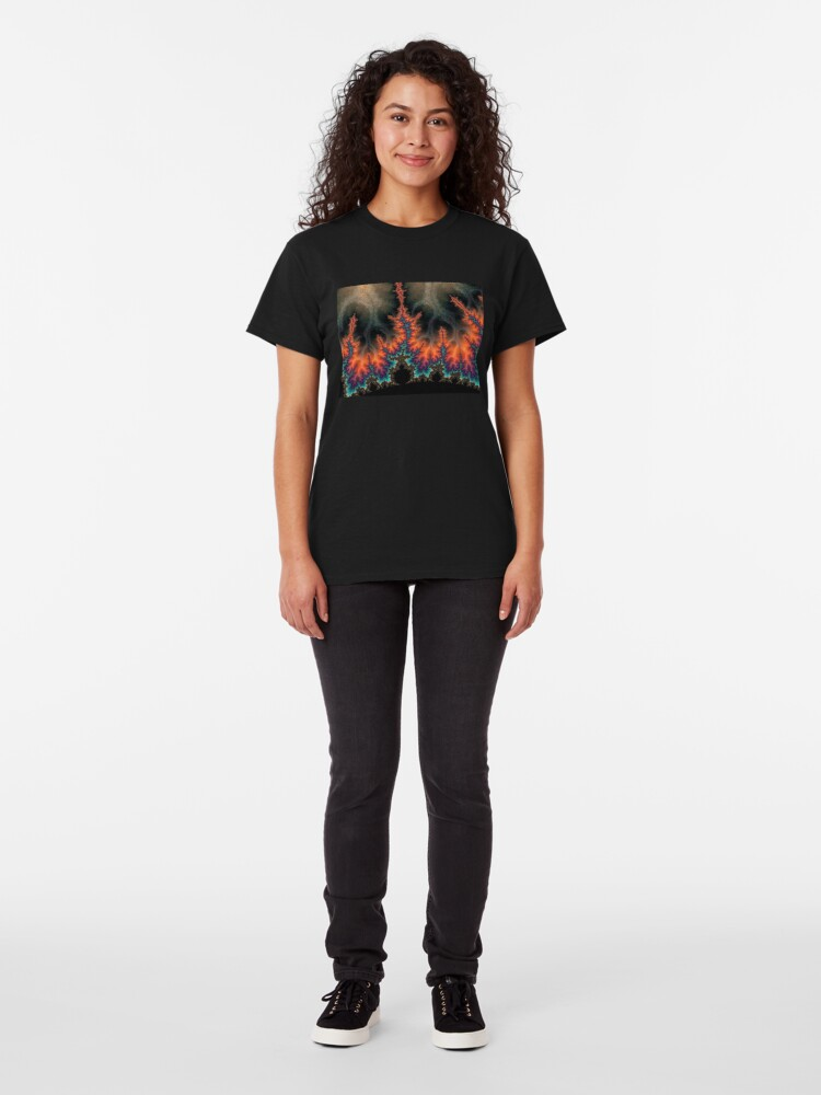 Alternate view of World On Fire Classic T-Shirt