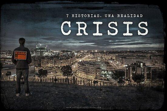 «CRISIS Teaser Poster (Versión Ciudad)» de Crisislapeli