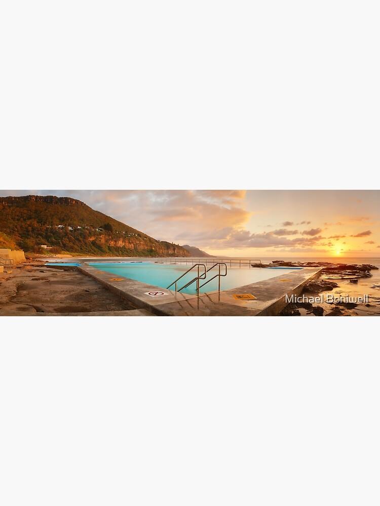 Coalcliff Rock Pool, New South Wales, Australia by Chockstone