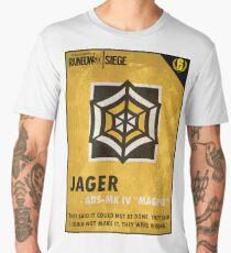 Rainbow Six Siege - Jager Men's Premium T-Shirt
