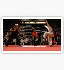 Karate Kid Sticker Sticker