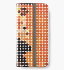DAVID BOWIE - LOW - DOTS iPhone Wallet/Case/Skin