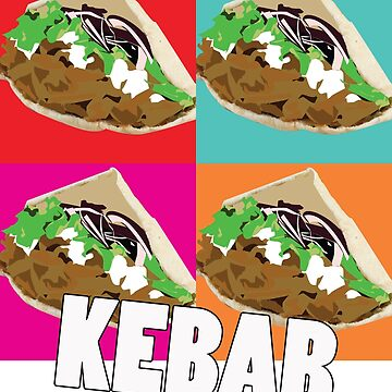 Kebab by 2piu2design