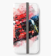 Sebastian Vettel 2018 iPhone Wallet/Case/Skin