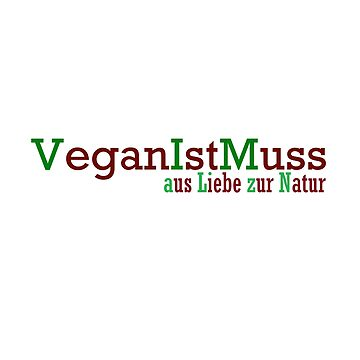 VeganIstMUSS by Mojo23
