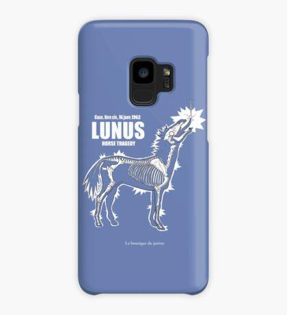 LUNUS , horse tragedy Coque et skin Samsung Galaxy