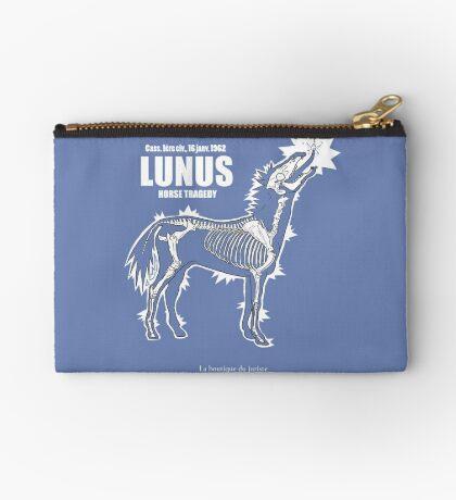 LUNUS , horse tragedy Pochette