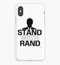 Rand Paul (R-KY) for President! iPhone Case