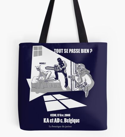 KA & AD Tote bag