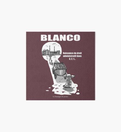 Blanco Impression rigide