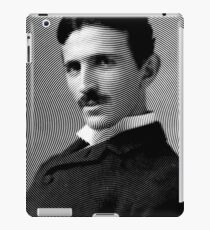 Tesla Lines iPad Case/Skin