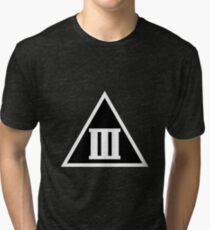 Cat 3 Tri-blend T-Shirt