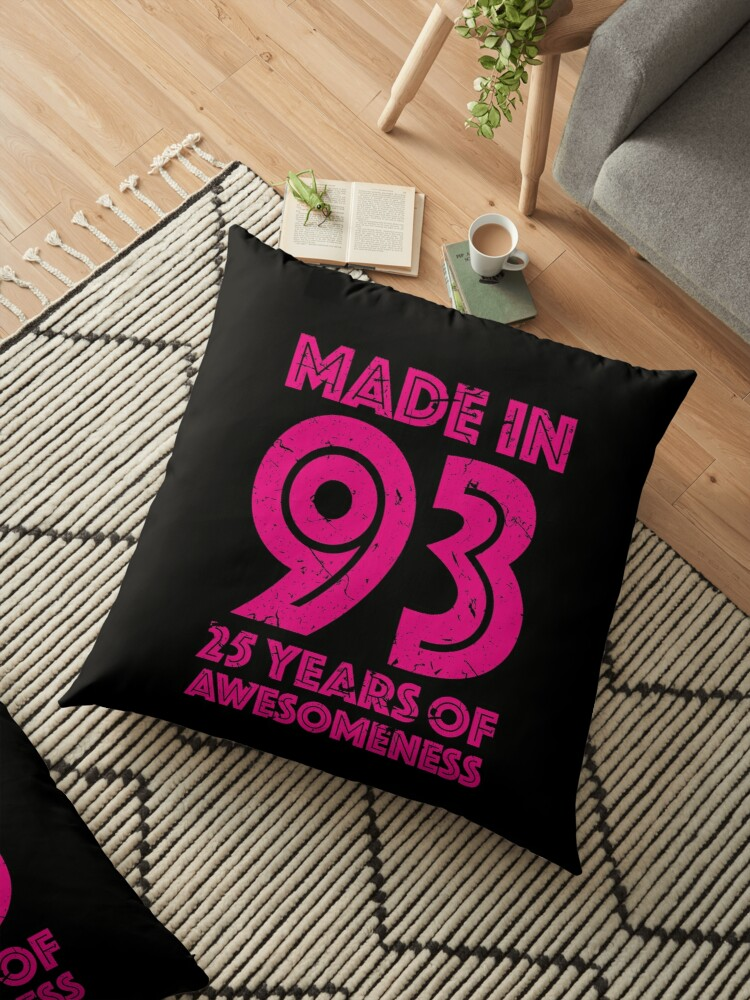 25th Birthday Gift Adult Age 25 Year Old Women Womens By Matt L