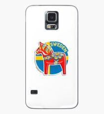 Schweden Hülle & Klebefolie für Samsung Galaxy