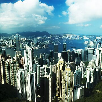 Hong Kong by SvenS