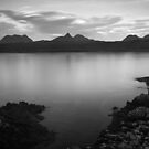 Achnahaird Bay and Assynt Mountains by derekbeattie