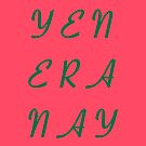 Yen Era Nay – Green by alannarwhitney