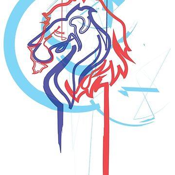 Lion by brsrkr