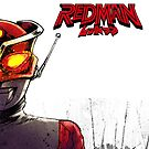 Redman In the Night by Night-Shining