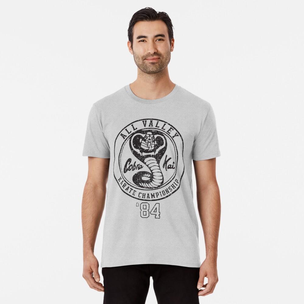 Cobra Kai Premium T-Shirt
