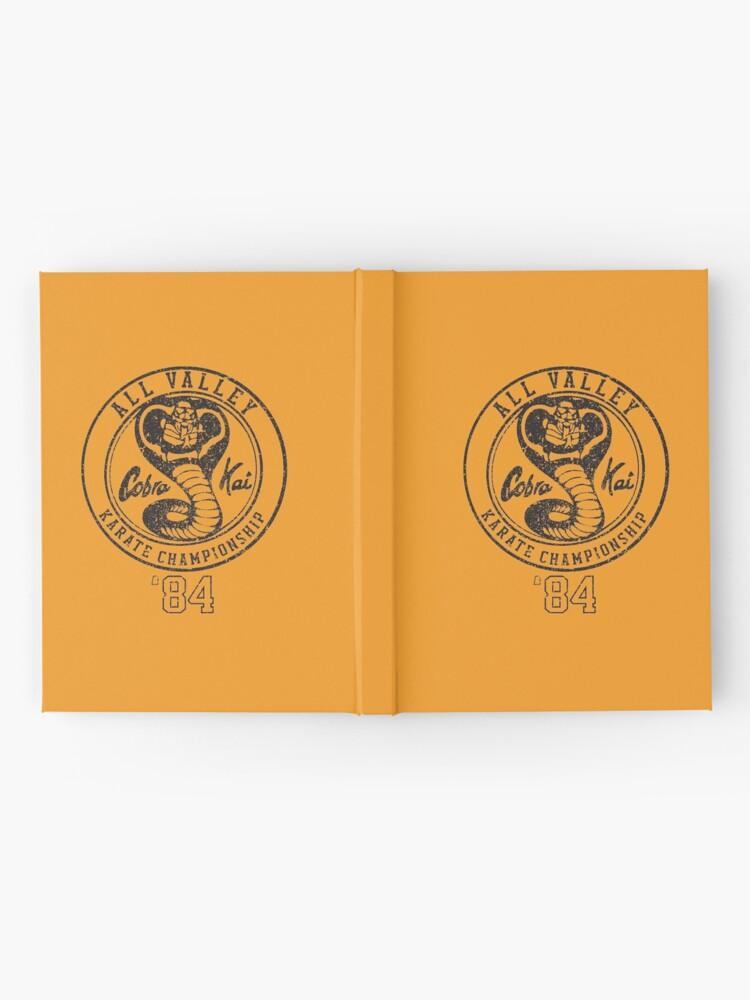Alternative Ansicht von Cobra Kai Notizbuch