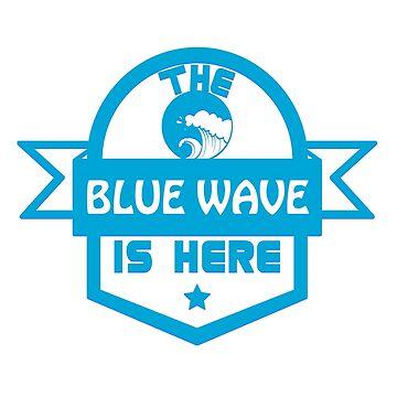 Blue Wave by Flifo20