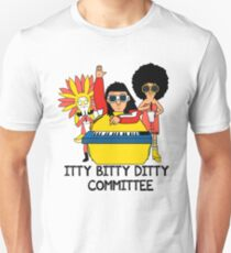 Itty Bitty Ditty Committee T-Shirt