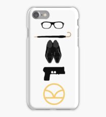 What are Kingsmen made of? iPhone Case/Skin
