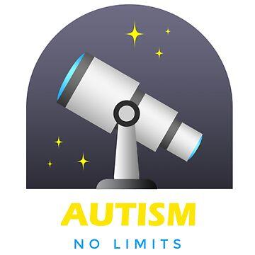 Autism no limits  by Flifo20